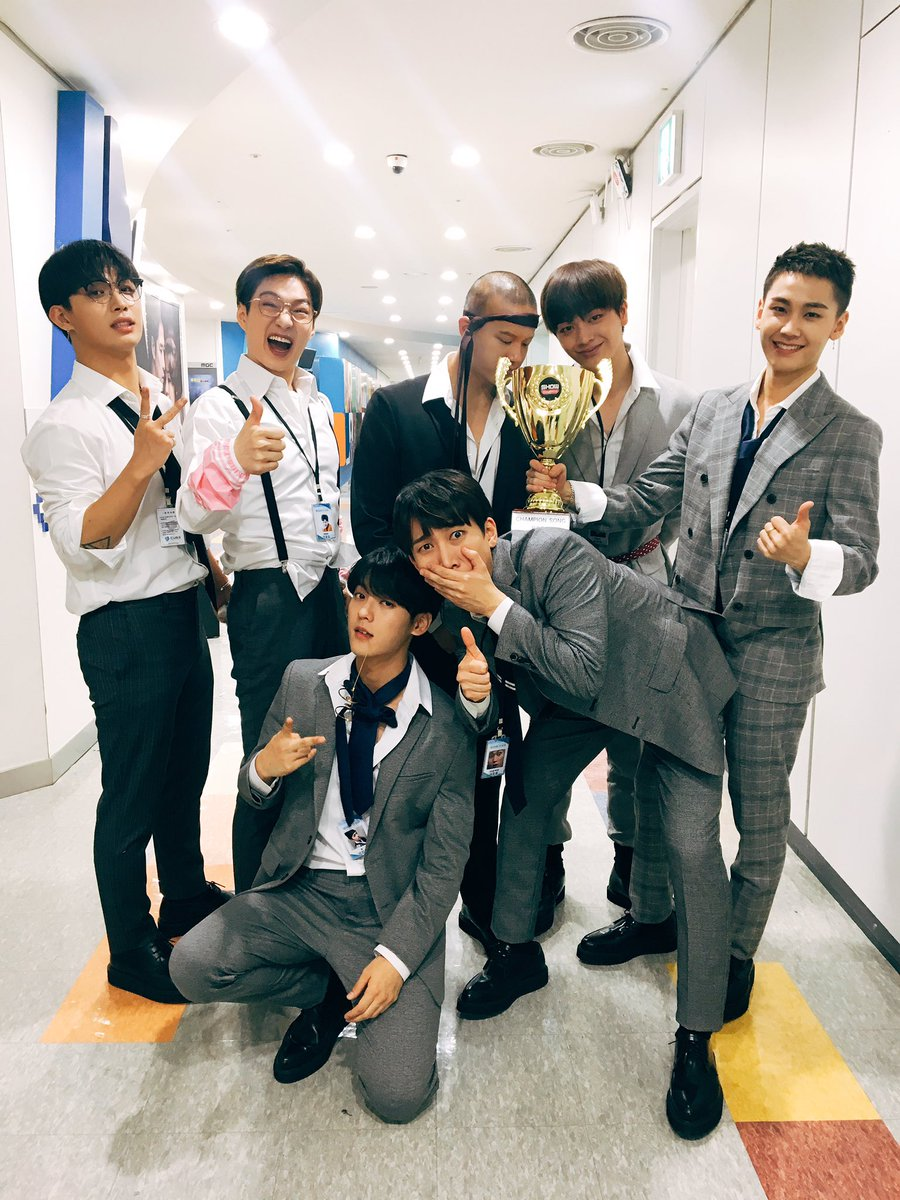 """Watch: BTOB Takes 1st Win For """"Missing You"""" On """"Show Champion,"""" Performances By GOT7, JBJ, NU'EST W, And More"""