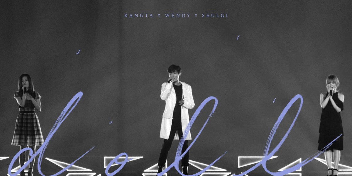 Update: Wendy, Seulgi, And Kangta's SM Station Collab Drops Teaser Image