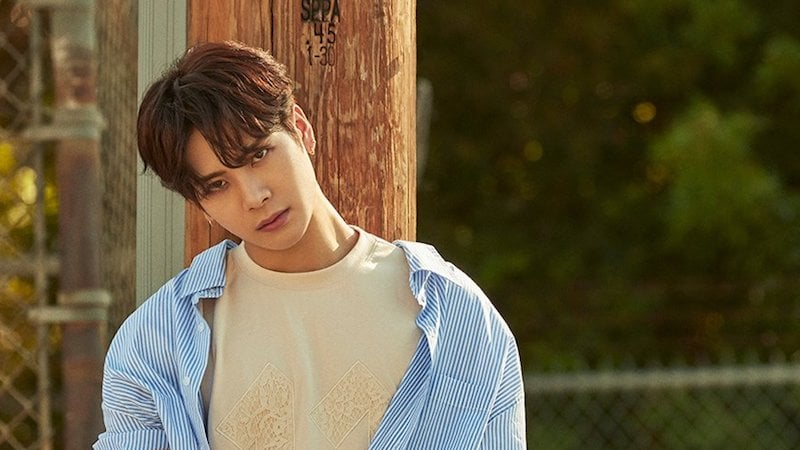 GOT7's Jackson To Be Temporarily Absent From Promotions After Grandfather Passes Away