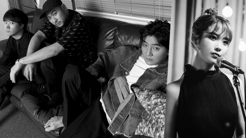 "Epik High Grabs Perfect All-Kill With ""Love Story"" Featuring IU"