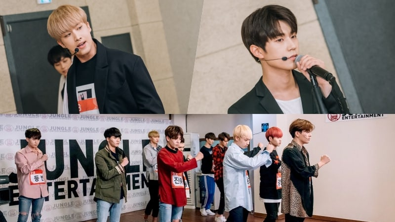 "KNK, VARSITY, And More Feature In New ""MIXNINE"" Agency Tour Photos"