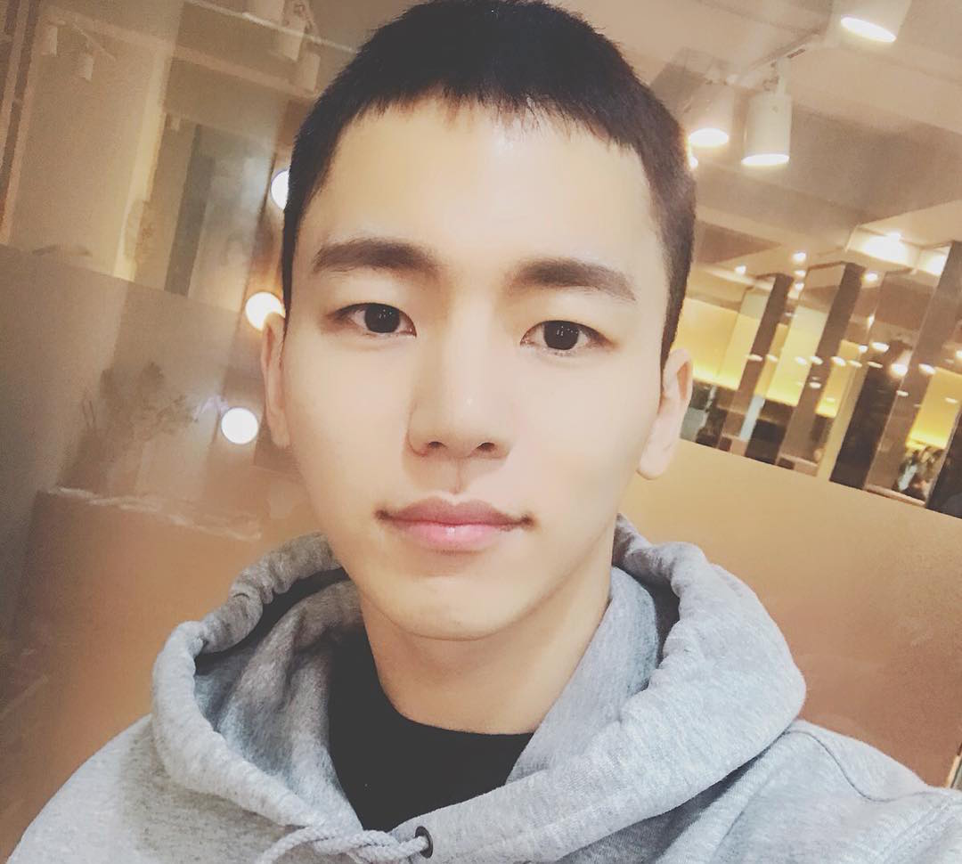 MYNAME's Insoo Bids Farewell Ahead Of Military Enlistment Today