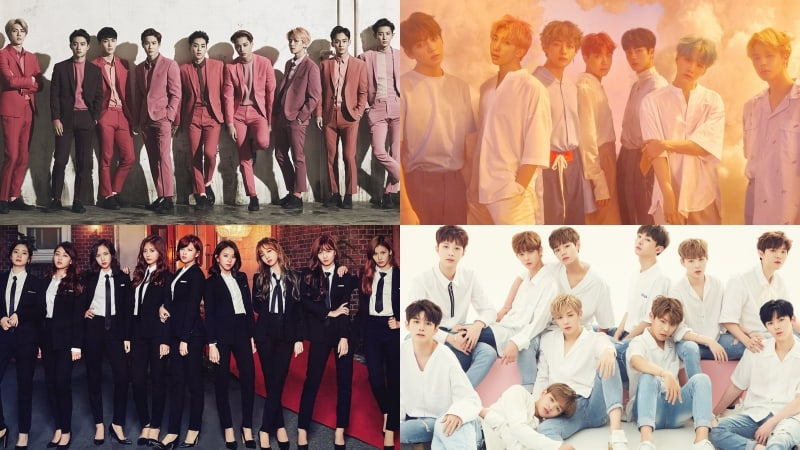 2017 Melon Music Awards Announces Nominees For Top 10 Artists + Voting Begins