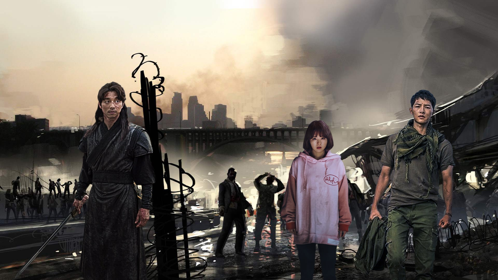 Which K-Drama Character Could Help You Survive A Zombie Apocalypse?