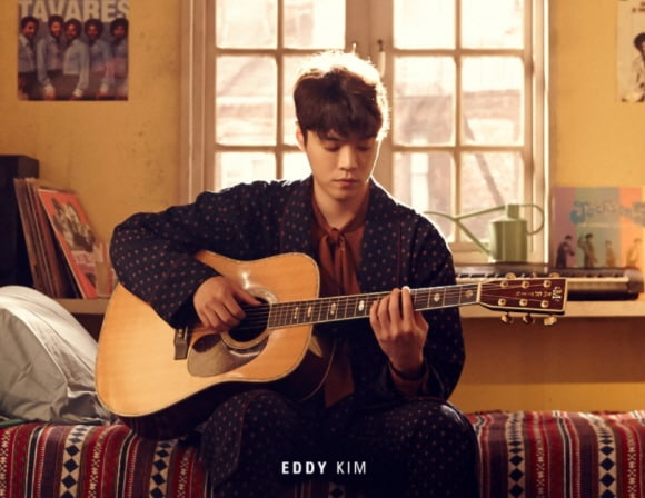 Eddy Kim Is Gearing Up For Comeback In November