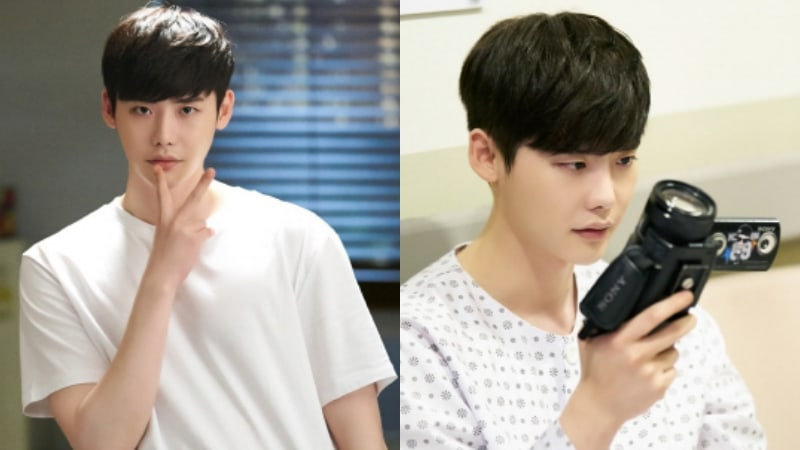 """Lee Jong Suk Shows His Passion For Acting In Behind-The-Scenes Stills Of """"While You Were Sleeping"""""""