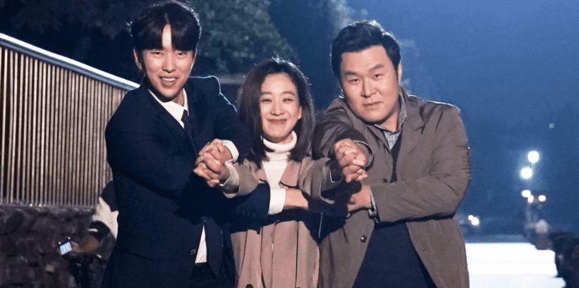 """""""Witch's Court"""" Releases Behind-The-Scene Stills Showing Cast's Friendship"""