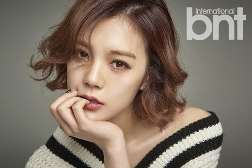 After School's Lizzy Shares Latest Thoughts On The Idol Life And Her Future Plans