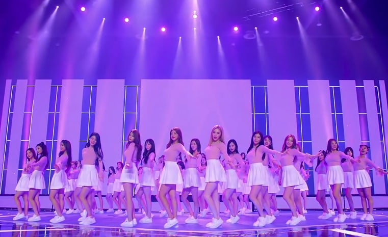 """Watch: Female Contestants Of """"The Unit"""" Say It's Time To """"Shine"""" In Exciting MV"""