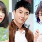 BIGBANG's Seungri Says He Knew IU And Suzy Would Make It Big