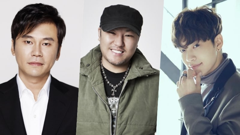 Yang Hyun Suk Confronts Rumors About His Relationships With Brave Brothers And Se7en