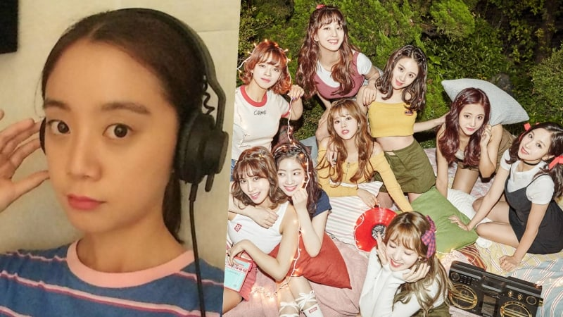 Hyelim Reveals She Sang The Guide For TWICE's Comeback Track