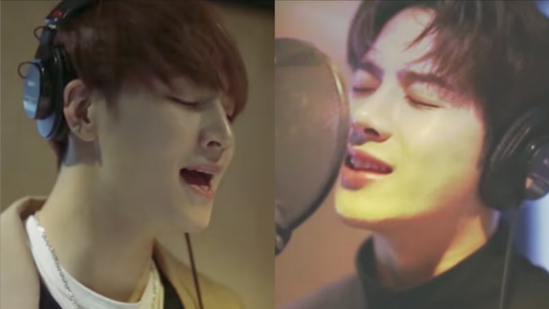 """Watch: GOT7's JB And Jackson Serenade """"U & I"""" In MV For """"The Package"""" OST"""