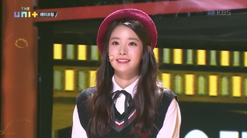 "Watch: Former APRIL's Hyunjoo Talks About Leaving The Group Because Of Her Health On ""The Unit"""
