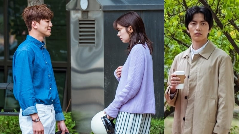 "Love Triangle Intensifies In New Stills For ""Because This Is My First Life"""