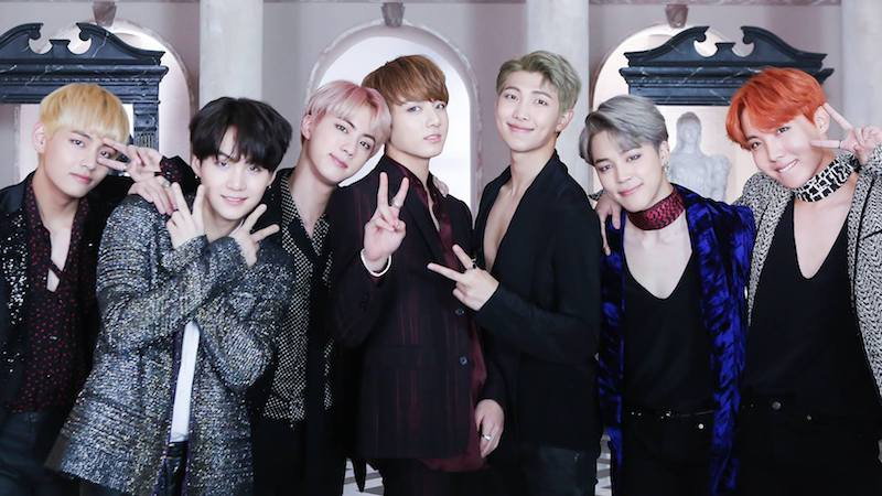 "BTS's ""Blood Sweat & Tears"" Becomes Their 3rd MV To Hit 200 Million Views"