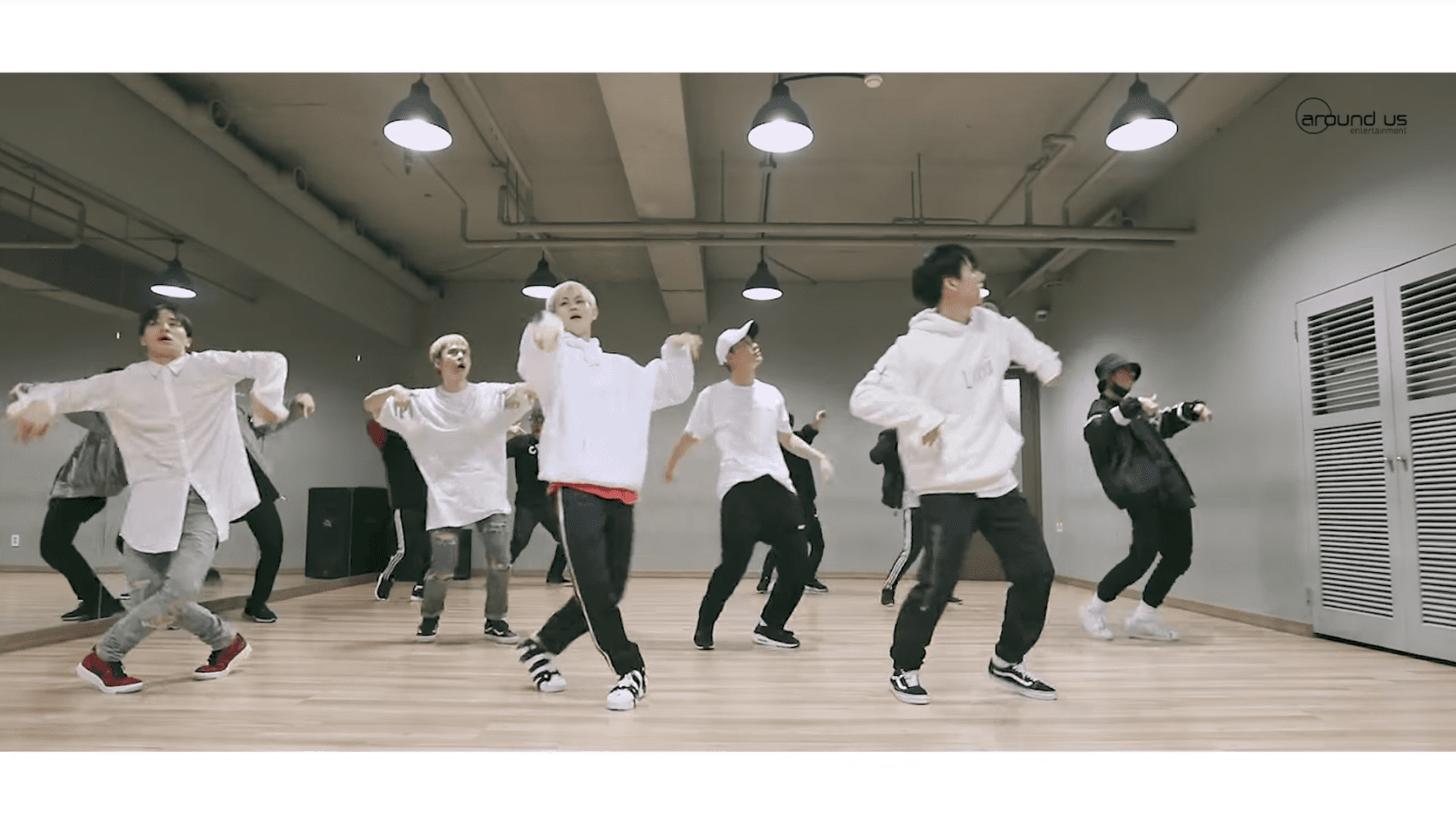 "Watch: Highlight Gets Their Groove On In ""Can Be Better"" Dance Practice Video"