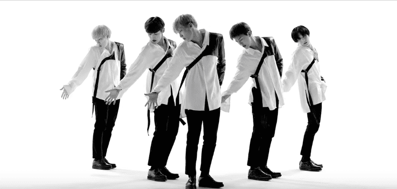 """Watch: A.C.E Is """"Callin'"""" For You In Stunning Dance Version Of MV"""