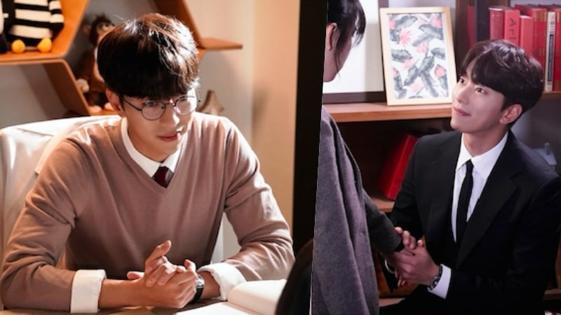 "Yoon Hyun Min Is A Friendly Prosecutor And Fun Co-Star In Photos From Set Of ""Witch's Court"""