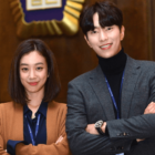 """Jung Ryeo Won And Yoon Hyun Min Reveal Their Meaningful Ratings Promise For """"Witch's Court"""""""