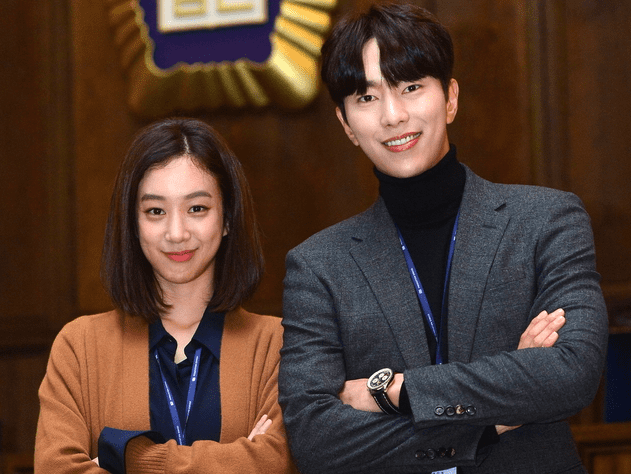 "Jung Ryeo Won And Yoon Hyun Min Reveal Their Meaningful Ratings Promise For ""Witch's Court"""