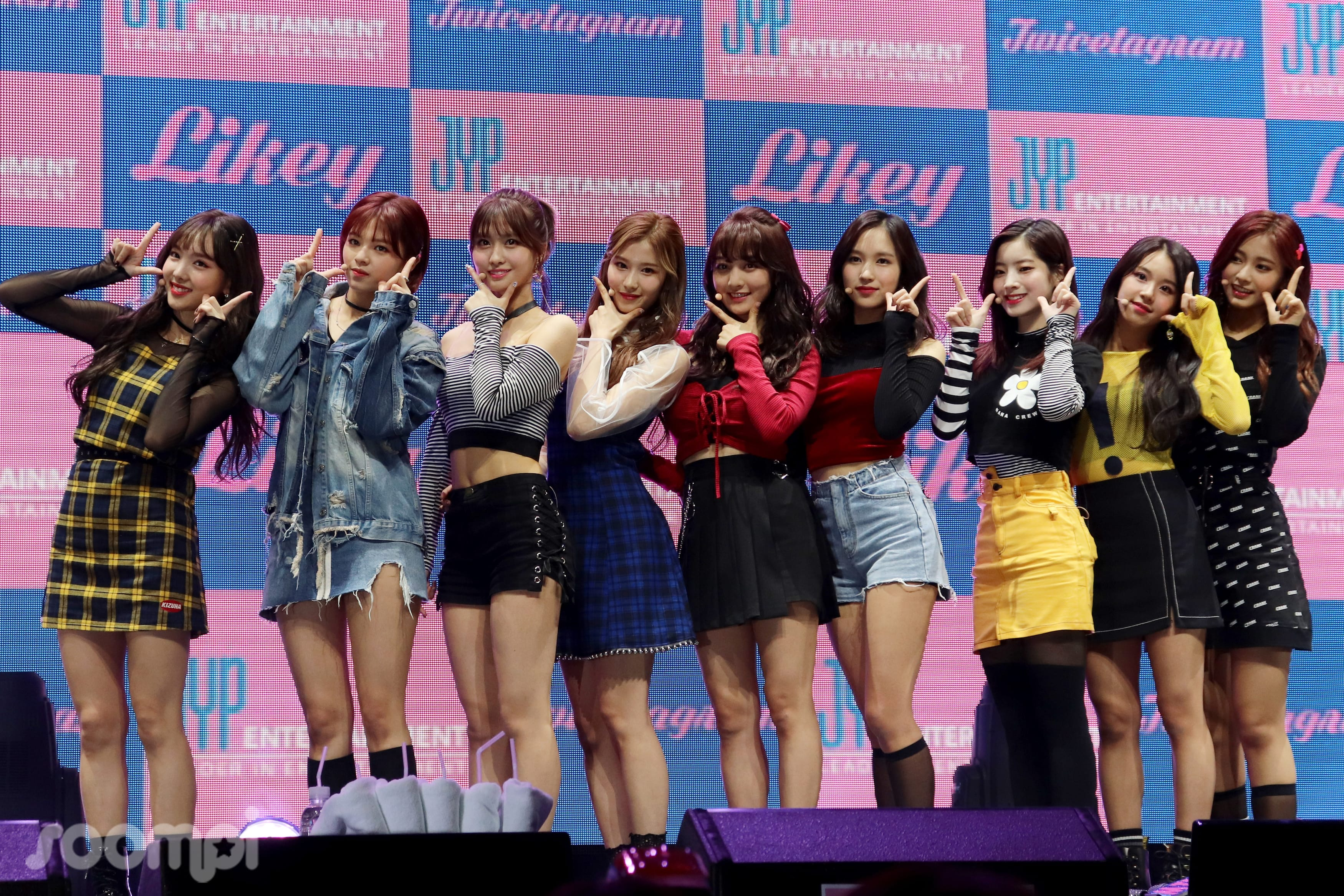 Exclusive Twice Reveals Their Goals And Expresses Excitement For
