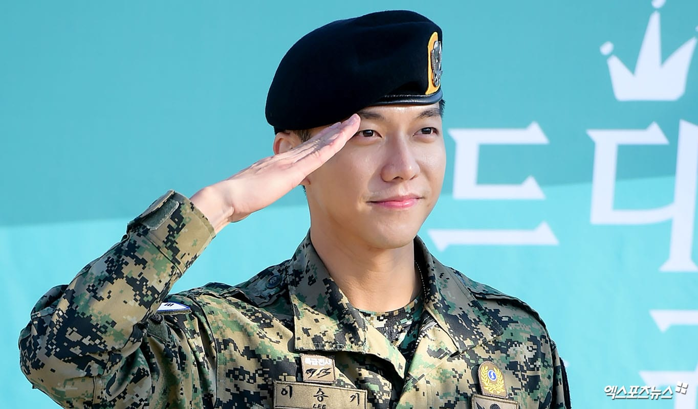 Lee Seung Gi Reflects On Past Two Years + Shares Future Plans As He Is Discharged From Military
