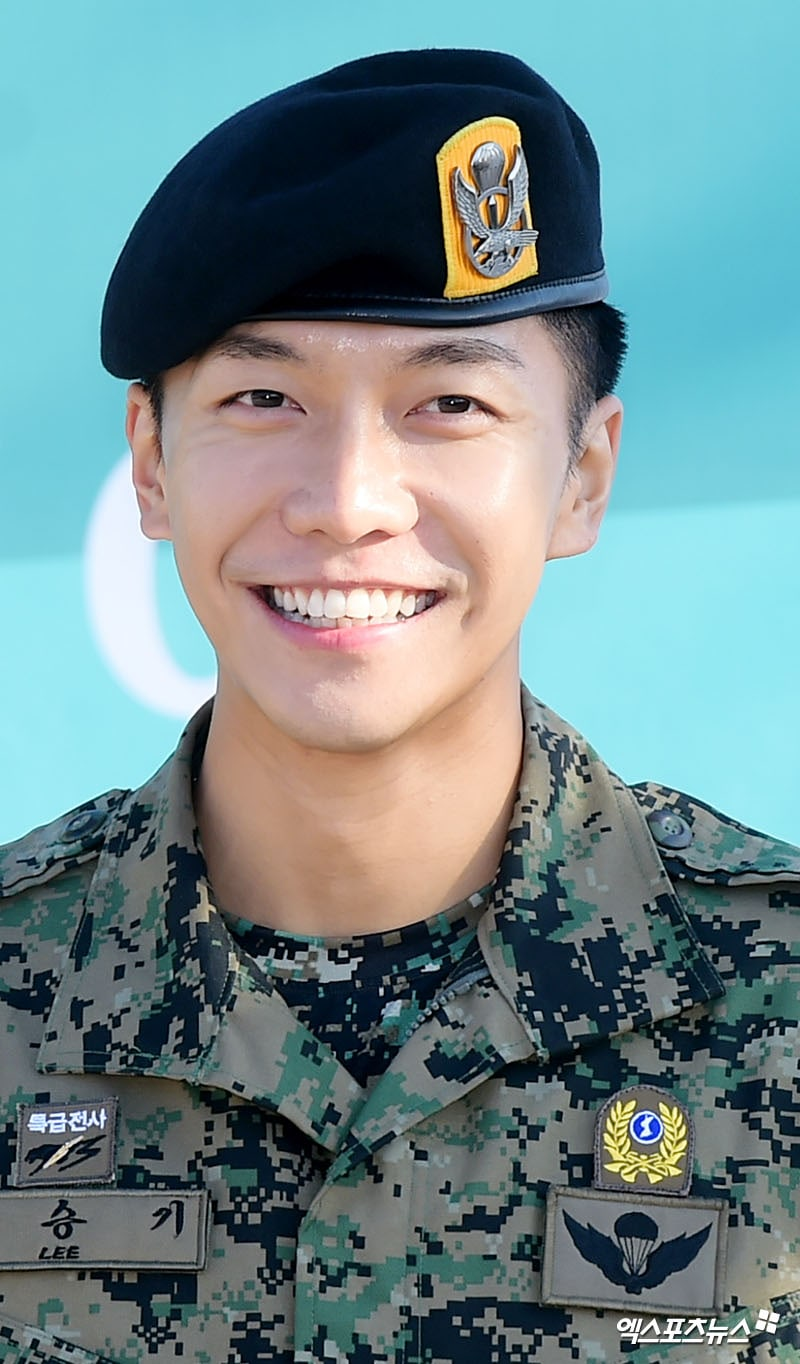 Lee Seung Gi Reflects On Past Two Years Shares Future