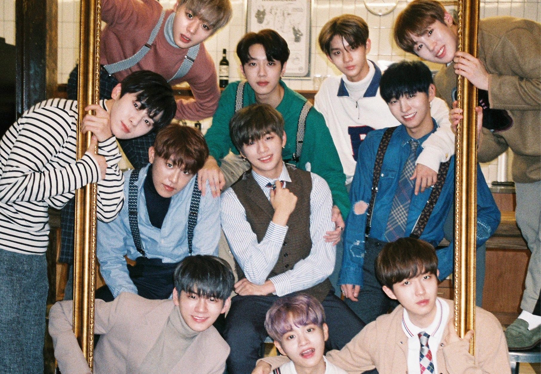 wanna one reveals details and broadcast date for exclusive comeback