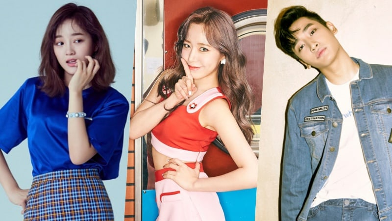 "gugudan's Kim Sejeong, Apink's Namjoo, And Parc Jae Jung To Appear On ""Fantastic Duo 2"""