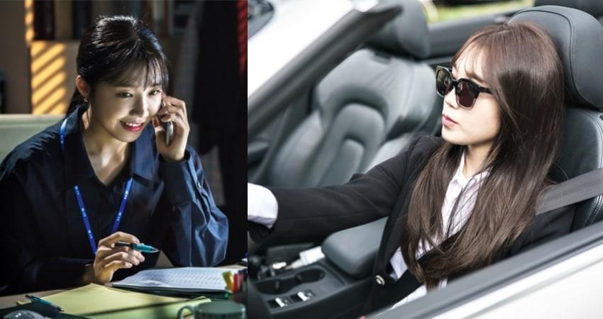 "Apink's Jung Eun Ji Becomes An Ambitious Prosecutor In New ""Untouchable"" Stills"