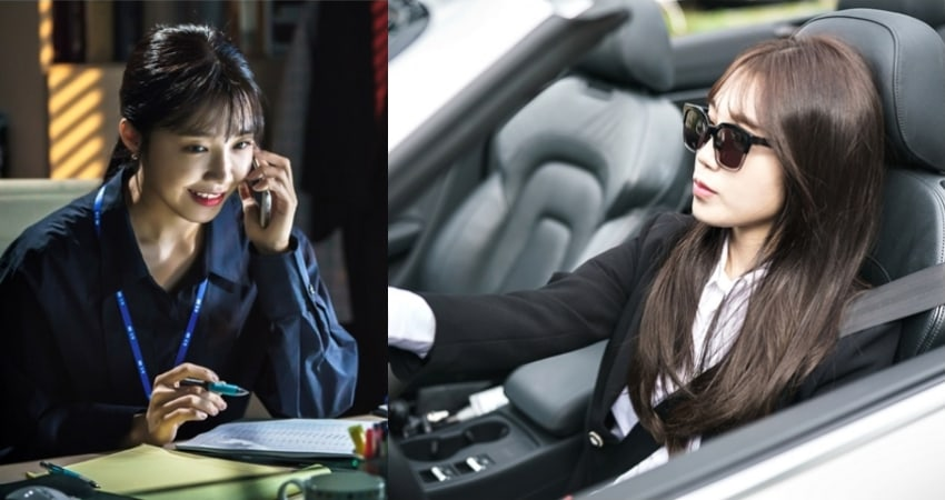 "Apink's Jung Eun Ji Becomes An Ambitious Prosecutor In New ""Untouchable"" Stills"