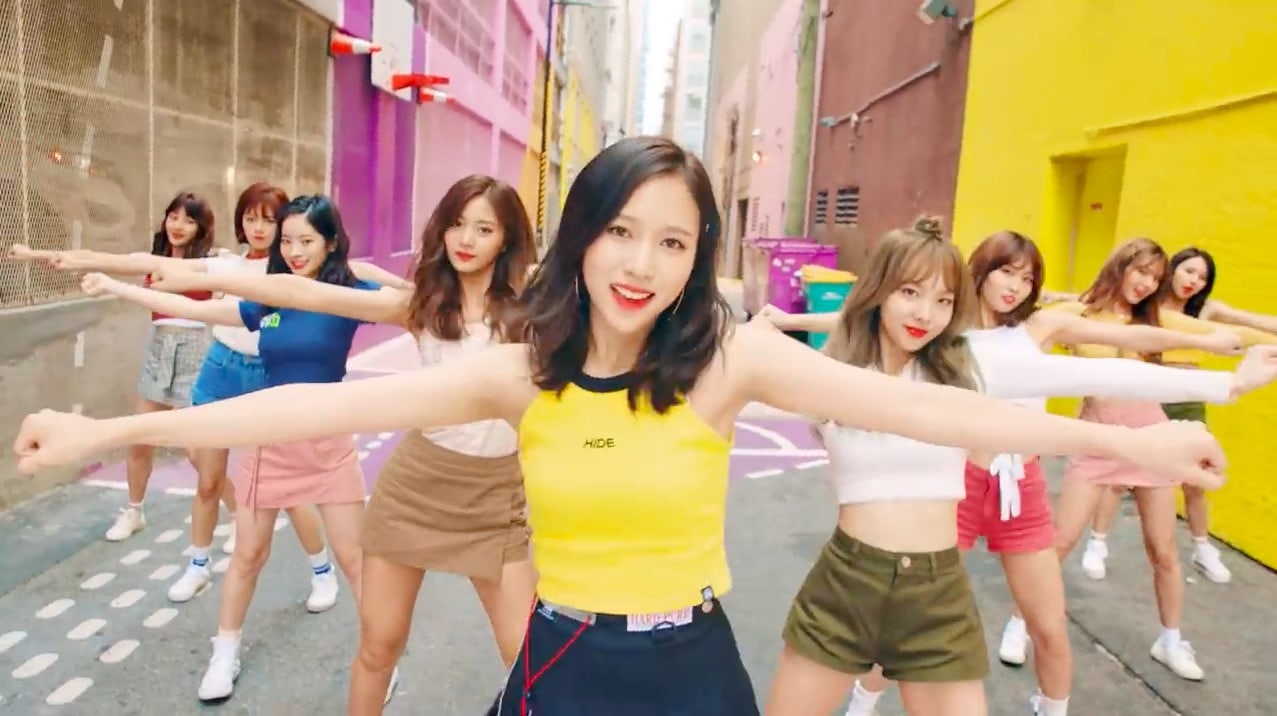 """TWICE's """"Likey"""" MV Beats Their Personal Record For Most Views In 24 Hours"""