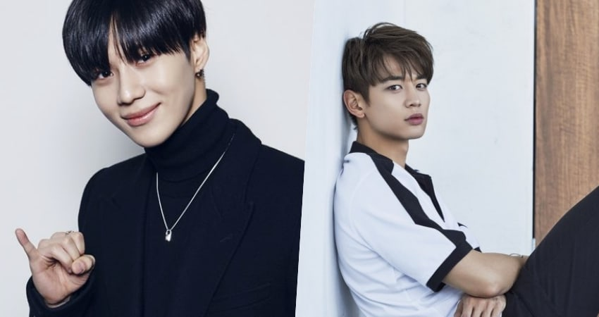 SHINee's Taemin And Minho Name Korea's Top Fashionistas