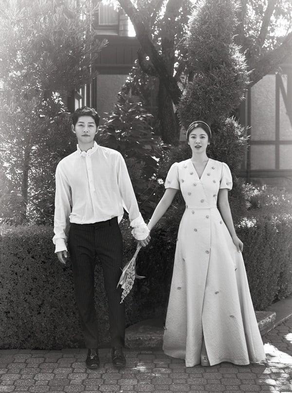 Hye kyo wedding