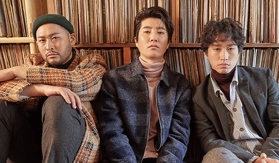 Epik High Grabs No. 2 Spot On Billboard's World Albums Chart
