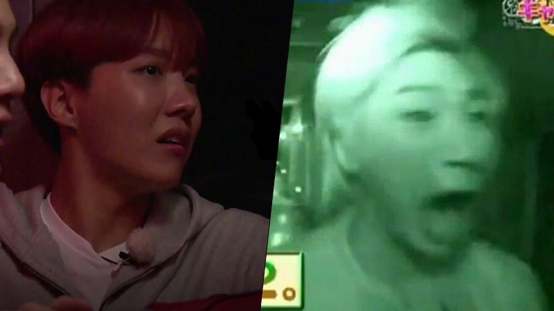 11 Hilarious Moments When Idols Were Terrified To Their Core