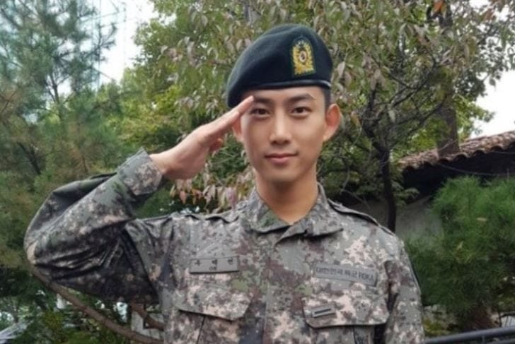 2PM's Taecyeon Receives Military Assignment