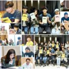 "Upcoming Drama ""Jugglers"" Releases Photos From First Script Reading"