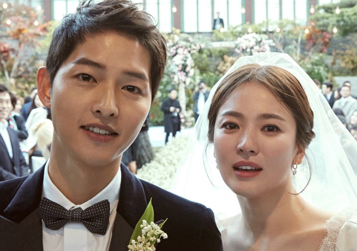Song Joong Ki's Agency Says They Never Gave Permission For Livestream Of Wedding