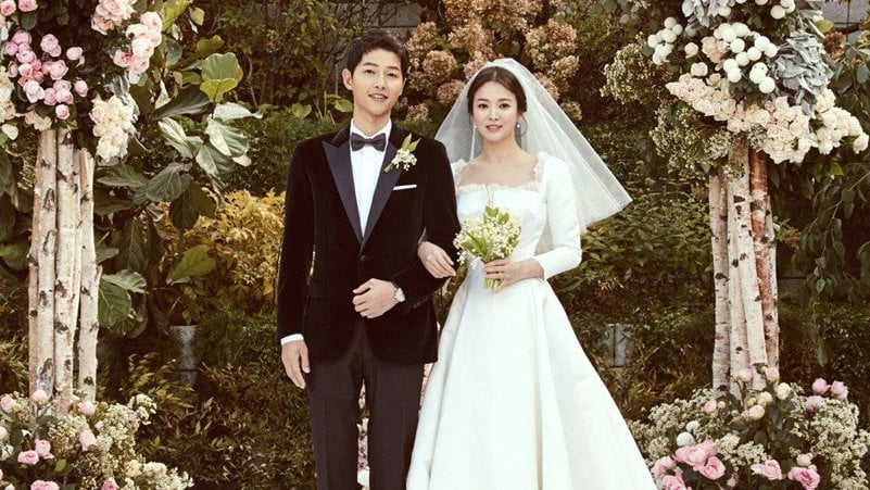 Song Hye Kyo Thanks Everyone For Wedding Blessings