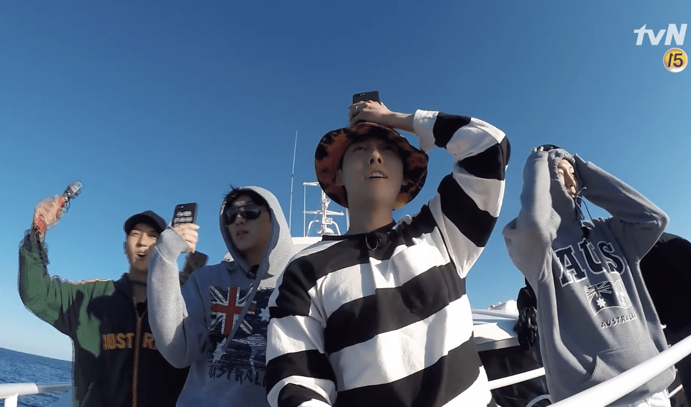"Watch: WINNER Is On Top Of The World In Australia In ""Youth Over Flowers"" Preview"