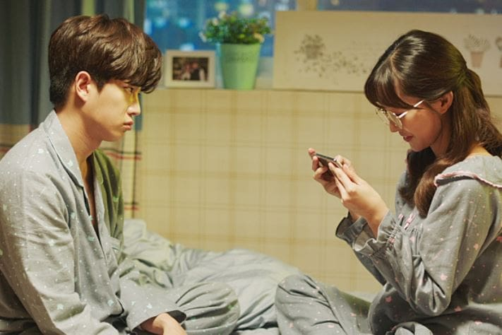 """Kim Min Suk And Kim Ga Eun Struggle Over Marriage In """"Because This Is My First Life"""" Stills"""