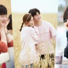 """""""While You Were Sleeping"""" Releases Behind-The-Scenes Stills Of Lee Sung Kyung And Yoon Kyun Sang's Cameo"""