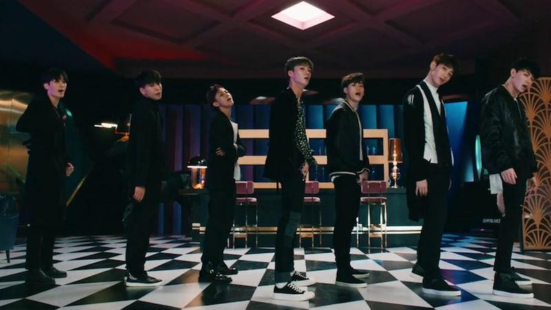 "Watch: VAV Says ""She's Mine"" In Sleek New MV"