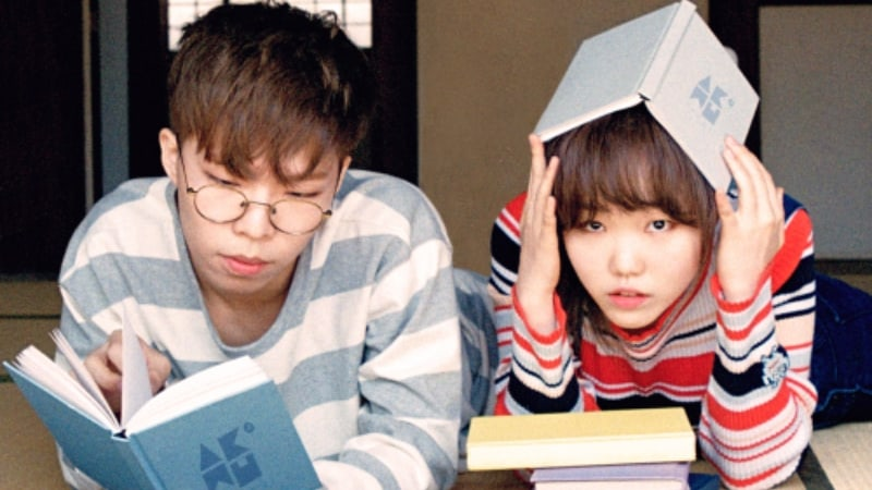 Akdong Musician's Lee Soo Hyun Shares Picture With Lee Chan Hyuk In The Military
