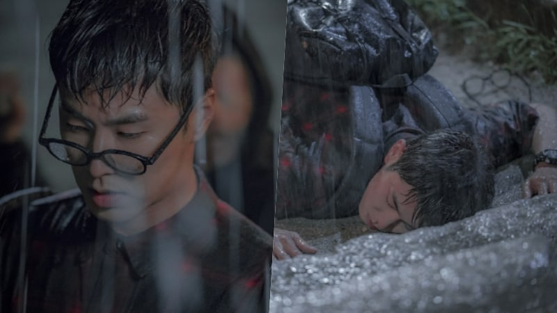 "TVXQ's Yunho Gets Attacked In New Suspenseful Stills For ""Melo Holic"""