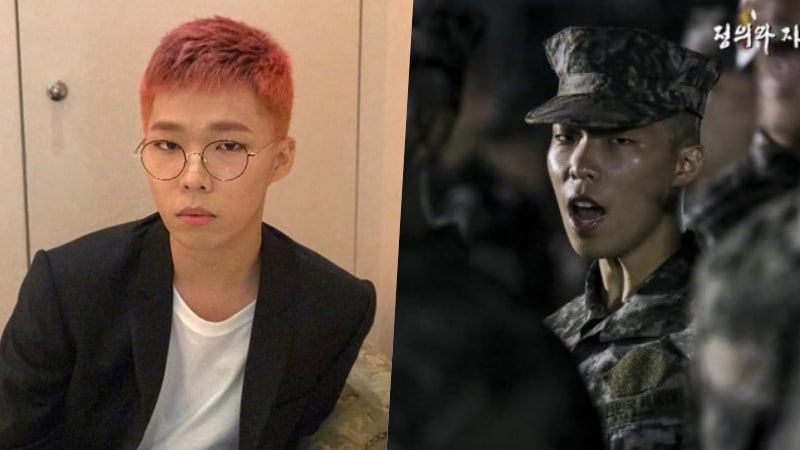 Akdong Musician's Lee Chan Hyuk Receives His Military Assignment
