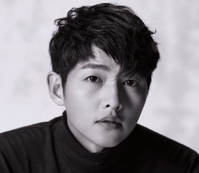 Song Joong Ki Says Song Hye Kyo Makes Him Extremely Happy
