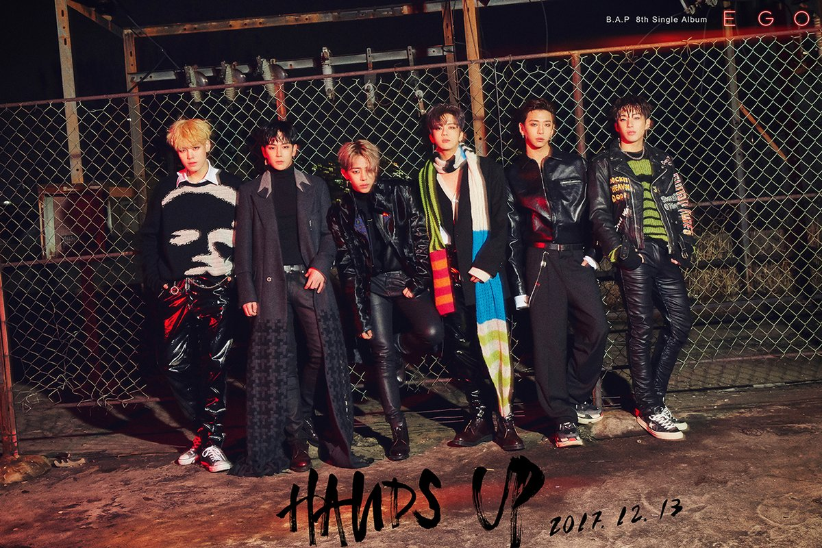 "Update: B.A.P Drops MV Teaser For ""Hands Up"" 